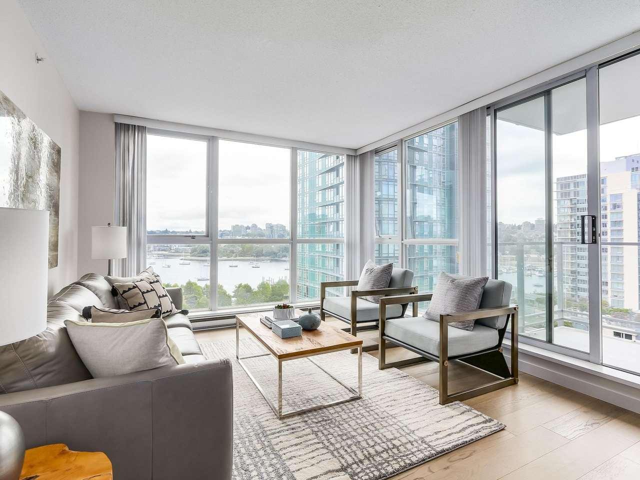 Condo Apartment at 1102 1408 STRATHMORE MEWS, Unit 1102, Vancouver West, British Columbia. Image 2