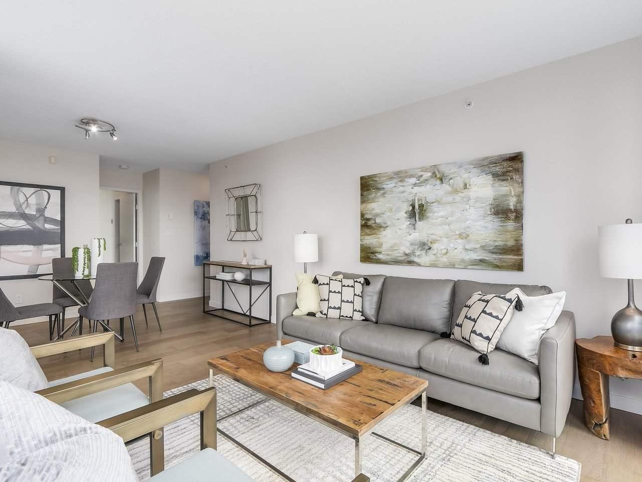 Condo Apartment at 1102 1408 STRATHMORE MEWS, Unit 1102, Vancouver West, British Columbia. Image 4