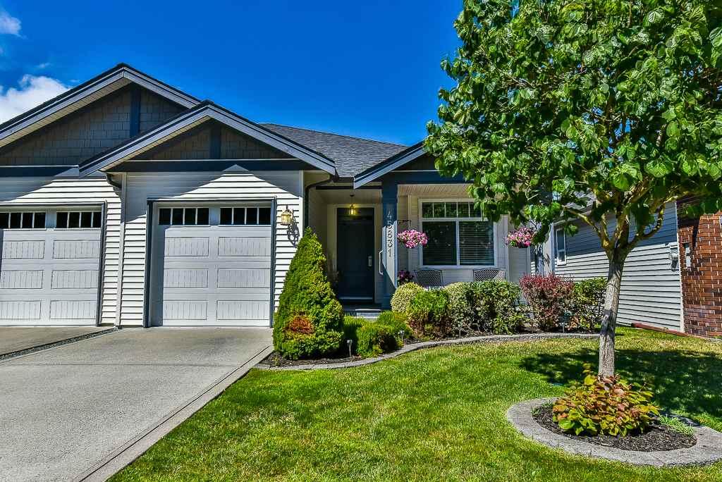 Half-duplex at 45831 FOXRIDGE CRESCENT, Sardis, British Columbia. Image 1