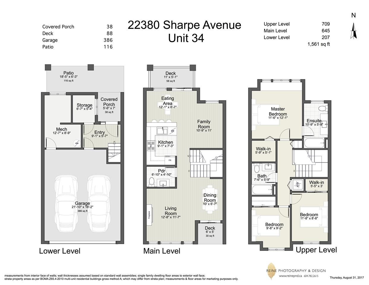 Townhouse at 34 22380 SHARPE AVENUE, Unit 34, Richmond, British Columbia. Image 19