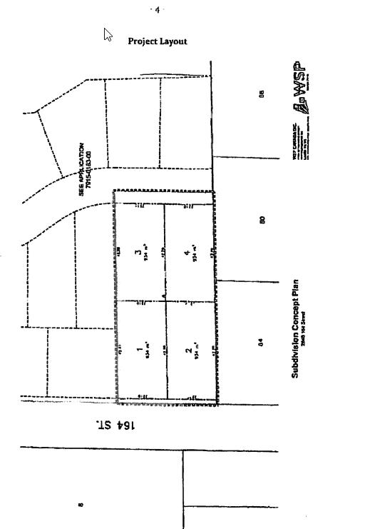 Vacant Land at LT.3 2848 164 STREET, Unit LT.3, South Surrey White Rock, British Columbia. Image 1