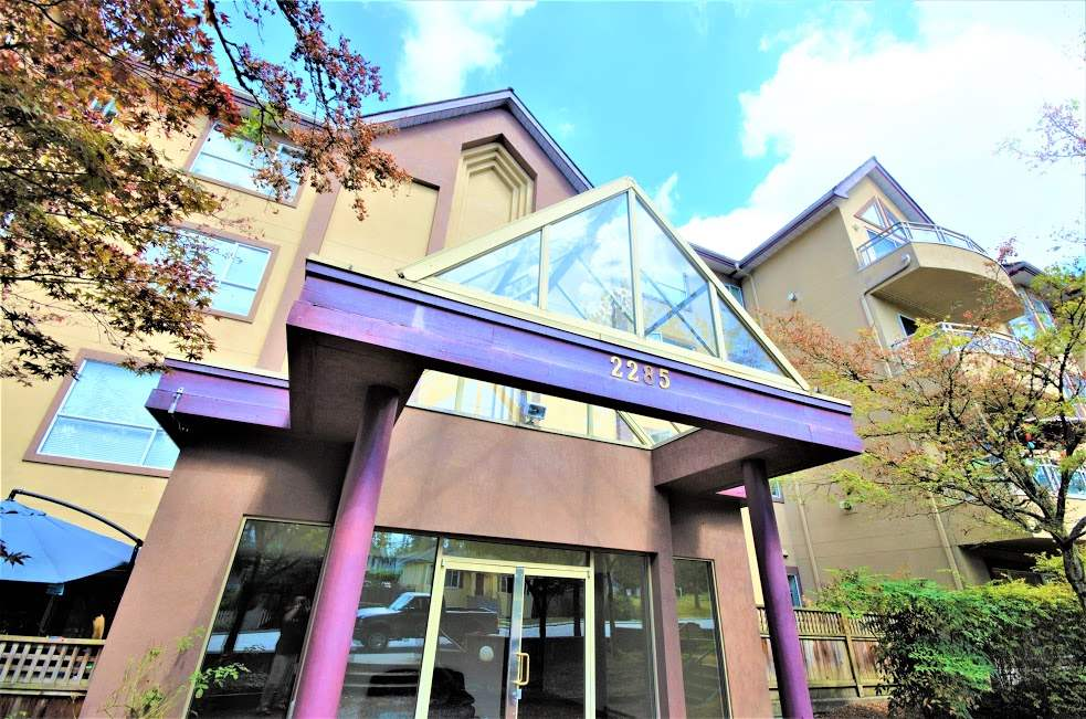 Condo Apartment at 102 2285 PITT RIVER ROAD, Unit 102, Port Coquitlam, British Columbia. Image 1