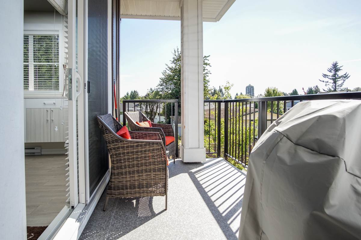 Townhouse at 20 2150 SALISBURY AVENUE, Unit 20, Port Coquitlam, British Columbia. Image 17