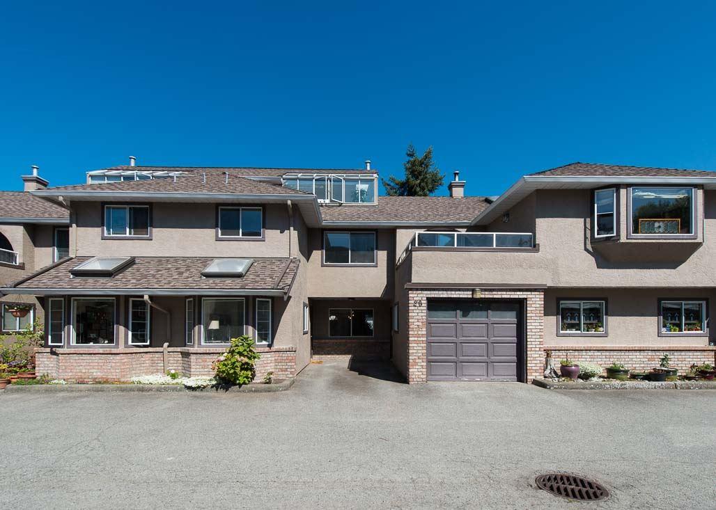 Townhouse at 20 12438 BRUNSWICK PLACE, Unit 20, Richmond, British Columbia. Image 2