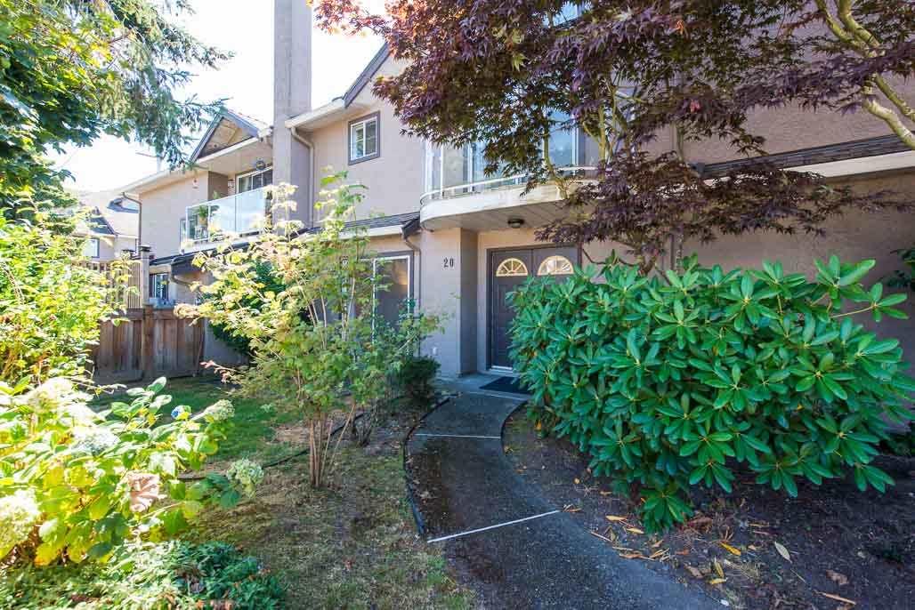 Townhouse at 20 12438 BRUNSWICK PLACE, Unit 20, Richmond, British Columbia. Image 3