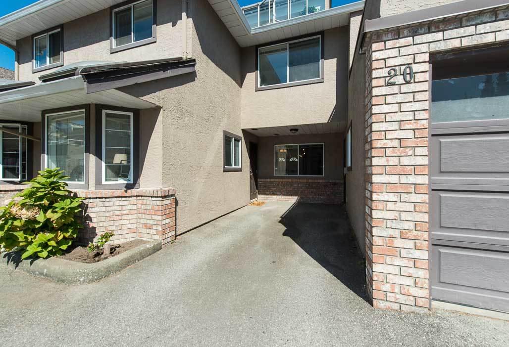 Townhouse at 20 12438 BRUNSWICK PLACE, Unit 20, Richmond, British Columbia. Image 20