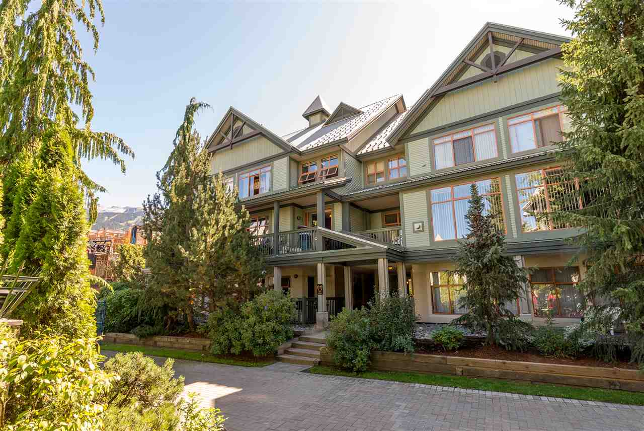 Townhouse at 23 4355 NORTHLANDS BOULEVARD, Unit 23, Whistler, British Columbia. Image 1