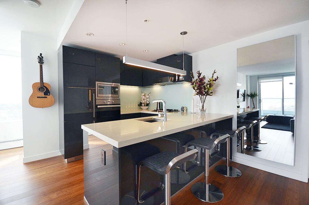 Condo Apartment at 3907 777 RICHARDS STREET, Unit 3907, Vancouver West, British Columbia. Image 8