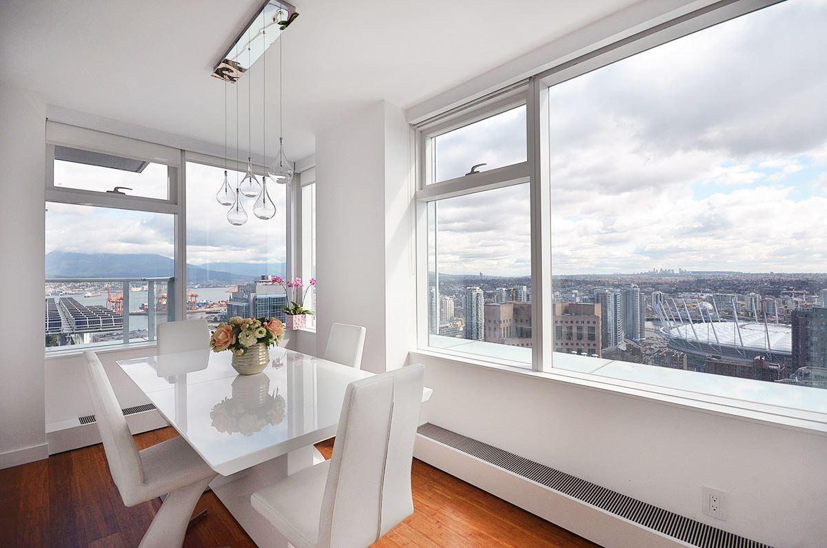 Condo Apartment at 3907 777 RICHARDS STREET, Unit 3907, Vancouver West, British Columbia. Image 10