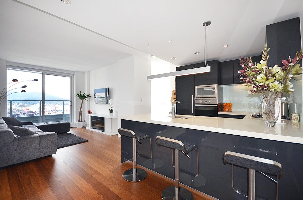Condo Apartment at 3907 777 RICHARDS STREET, Unit 3907, Vancouver West, British Columbia. Image 17