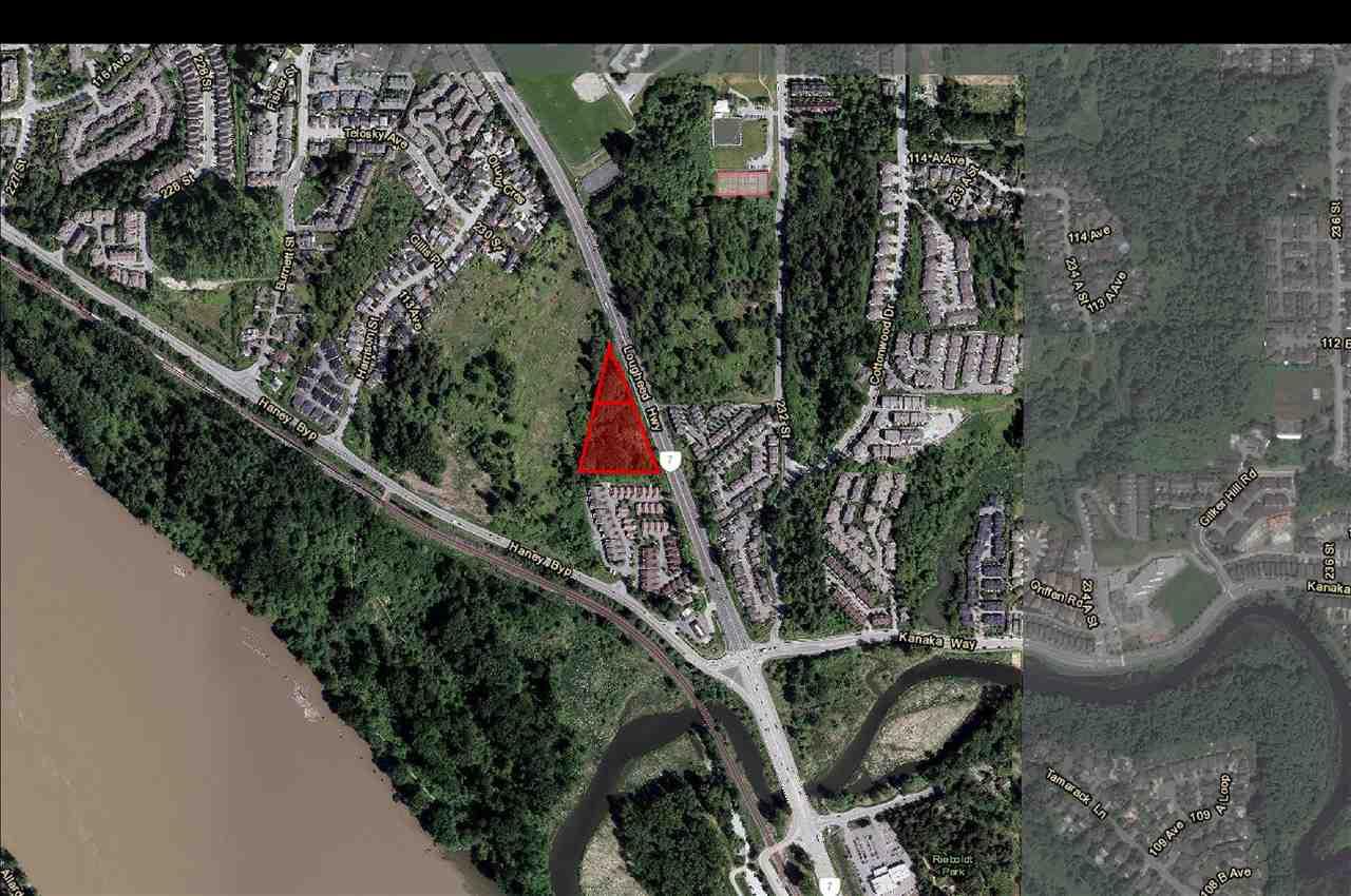 Vacant Land at 23084-23100 LOUGHEED HIGHWAY, Maple Ridge, British Columbia. Image 2