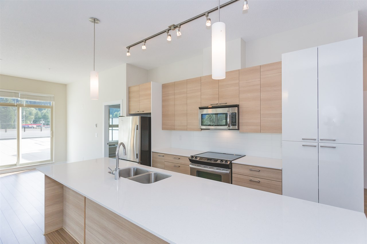 Condo Apartment at 404 7445 FRONTIER STREET, Unit 404, Pemberton, British Columbia. Image 2