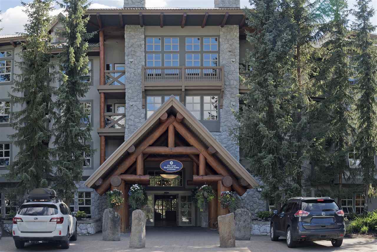 Condo Apartment at 334 4899 PAINTED CLIFF ROAD, Unit 334, Whistler, British Columbia. Image 1