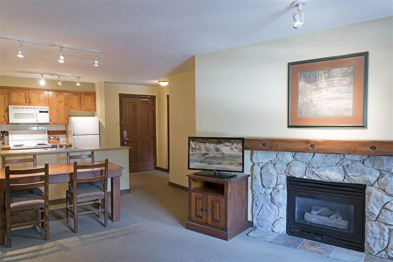 Condo Apartment at 334 4899 PAINTED CLIFF ROAD, Unit 334, Whistler, British Columbia. Image 2