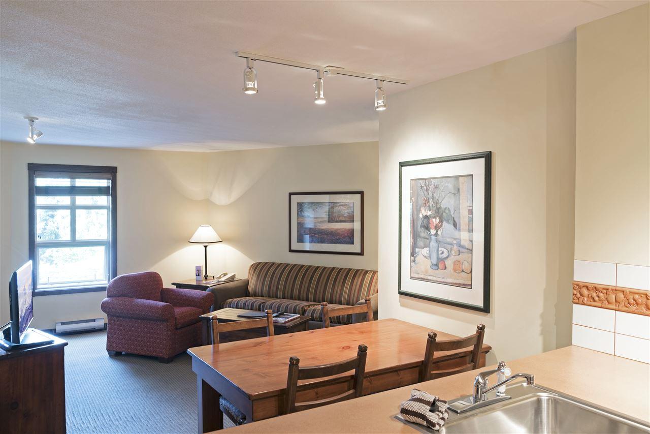 Condo Apartment at 334 4899 PAINTED CLIFF ROAD, Unit 334, Whistler, British Columbia. Image 3