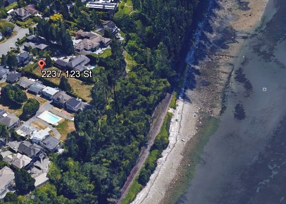 Vacant Land at 2237 123 STREET, South Surrey White Rock, British Columbia. Image 5