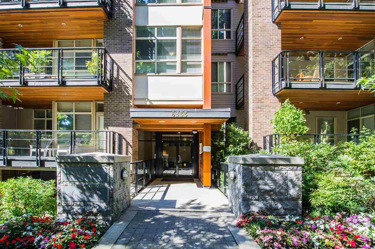 Condo Apartment at 313 6333 LARKIN DRIVE, Unit 313, Vancouver West, British Columbia. Image 1