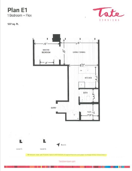 Condo Apartment at 509 1283 HOWE STREET, Unit 509, Vancouver West, British Columbia. Image 1
