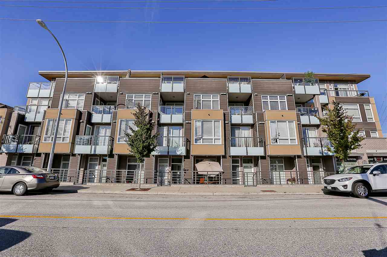 Townhouse at 116 85 EIGHTH AVENUE, Unit 116, New Westminster, British Columbia. Image 1