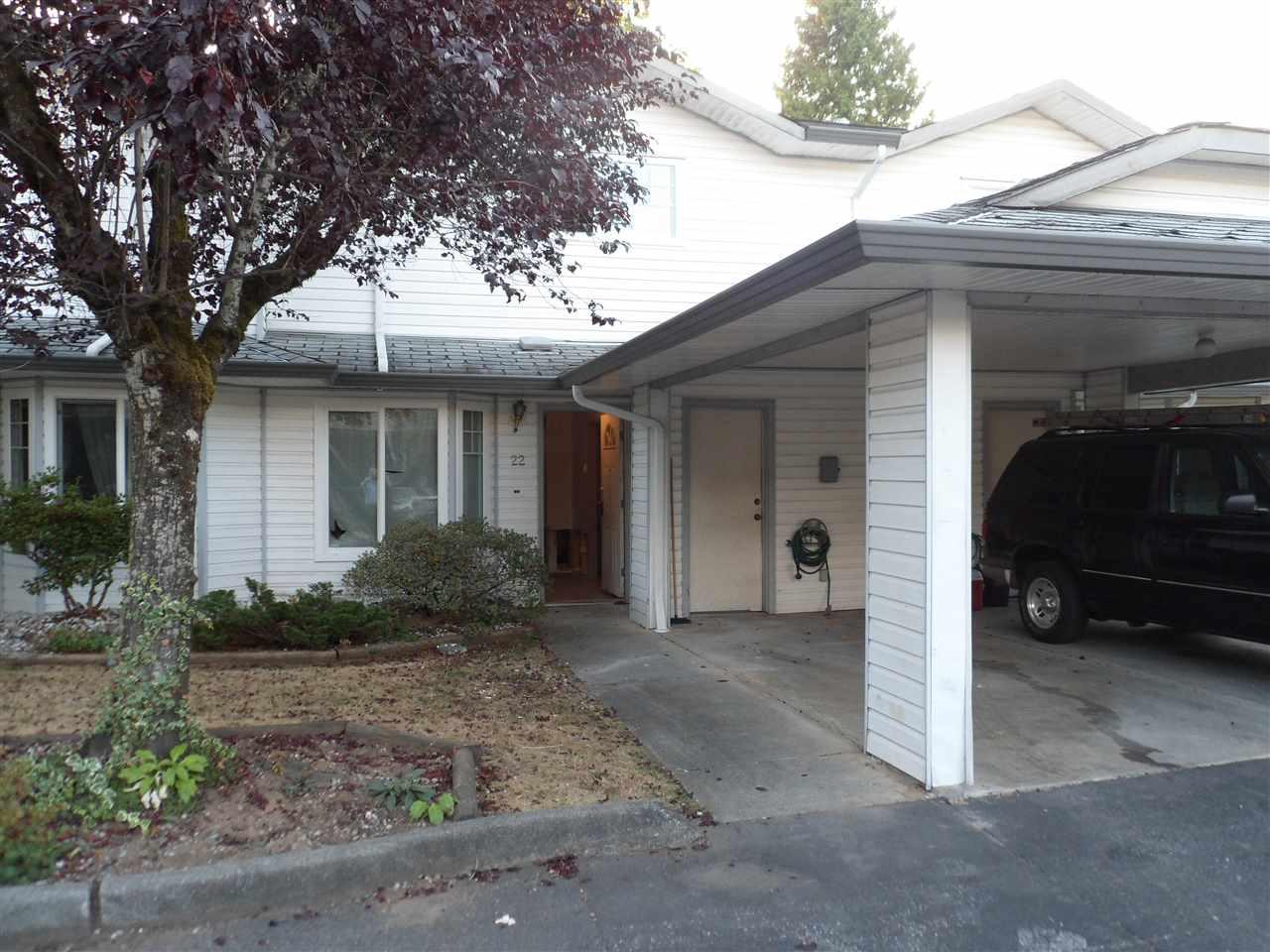 Townhouse at 22 11757 207 STREET, Unit 22, Maple Ridge, British Columbia. Image 1
