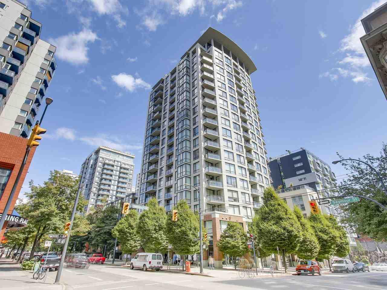 Condo Apartment at 808 1082 SEYMOUR STREET, Unit 808, Vancouver West, British Columbia. Image 1