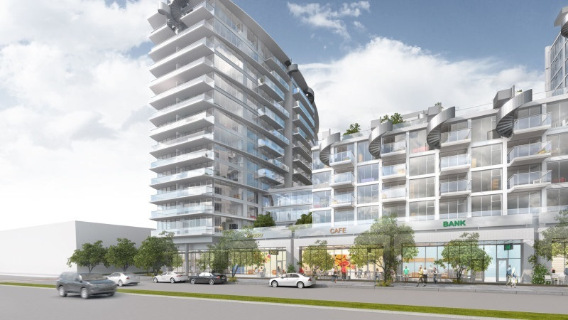 Condo Apartment at 709 2220 KINGSWAY STREET, Unit 709, Vancouver East, British Columbia. Image 6