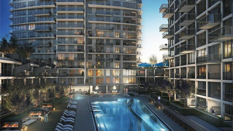 Condo Apartment at 709 2220 KINGSWAY STREET, Unit 709, Vancouver East, British Columbia. Image 8