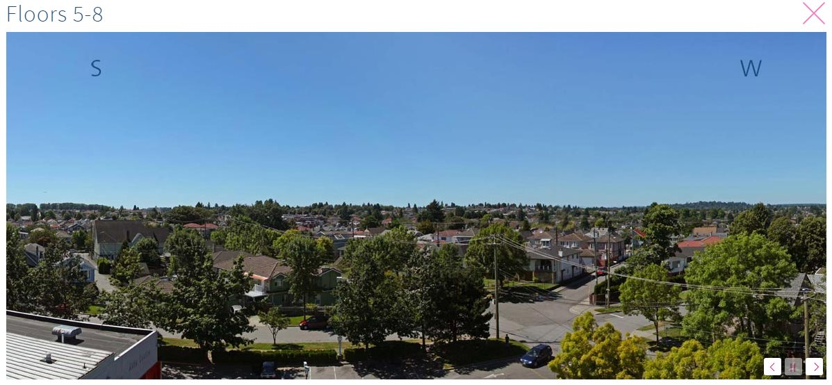 Condo Apartment at 709 2220 KINGSWAY STREET, Unit 709, Vancouver East, British Columbia. Image 9