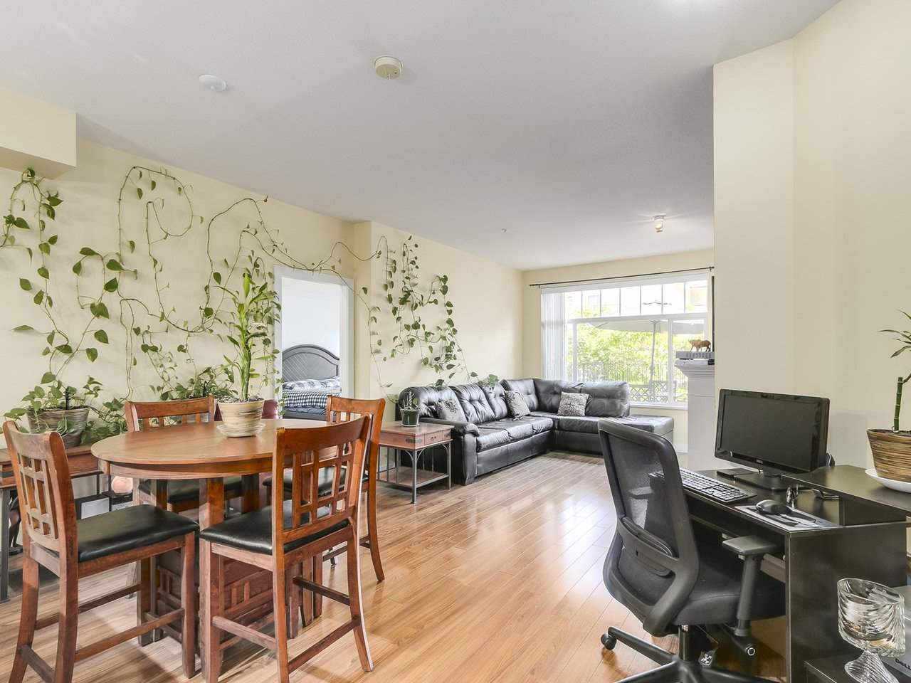Condo Apartment at 101 2353 MARPOLE AVENUE, Unit 101, Port Coquitlam, British Columbia. Image 5