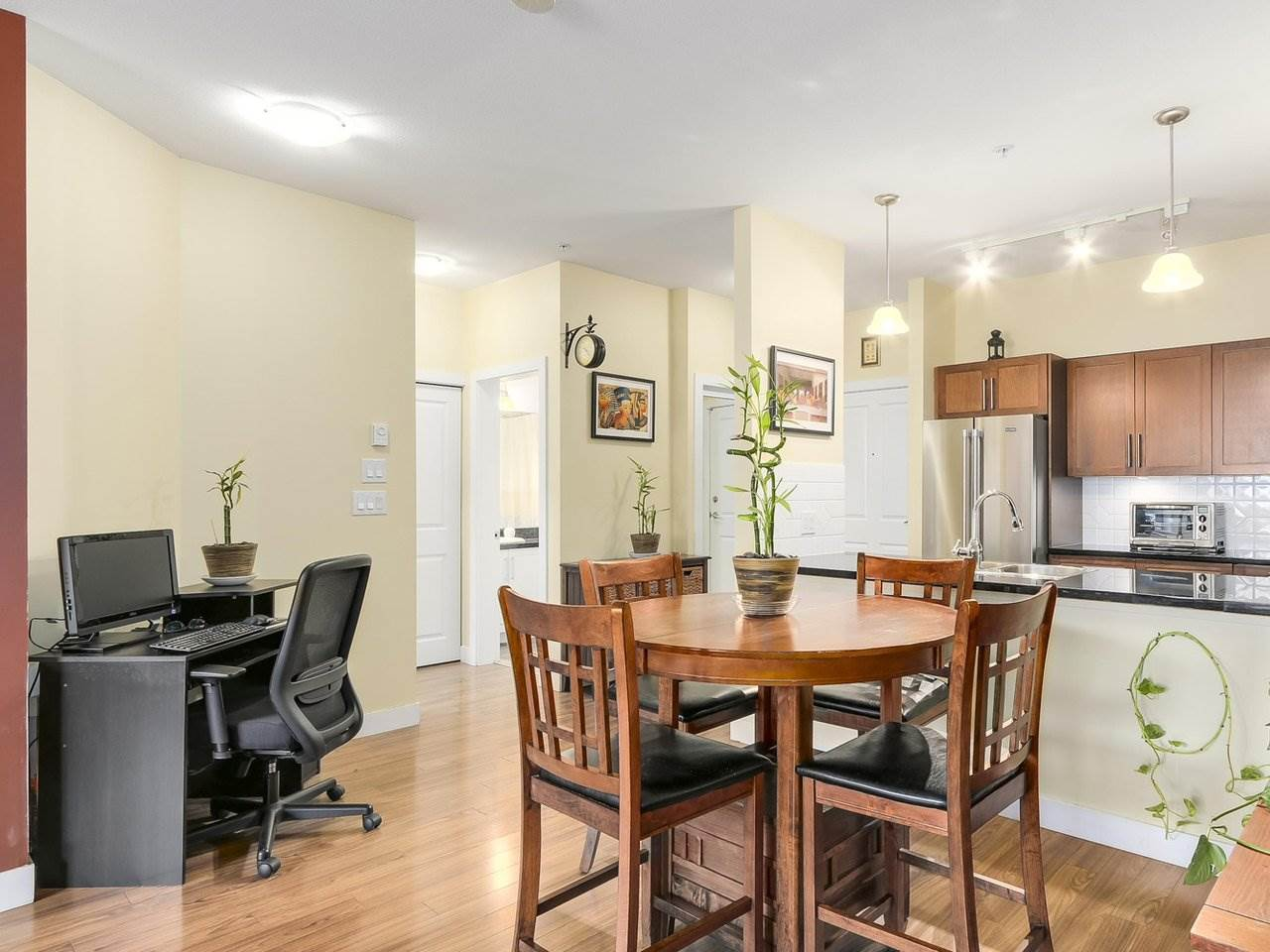 Condo Apartment at 101 2353 MARPOLE AVENUE, Unit 101, Port Coquitlam, British Columbia. Image 6