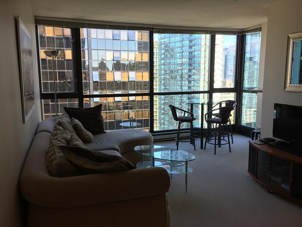 Condo Apartment at 1508 1367 ALBERNI STREET, Unit 1508, Vancouver West, British Columbia. Image 2