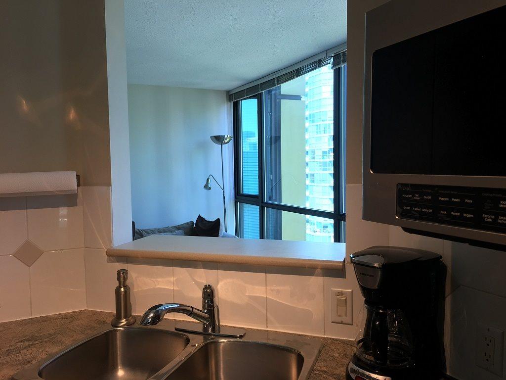 Condo Apartment at 1508 1367 ALBERNI STREET, Unit 1508, Vancouver West, British Columbia. Image 6