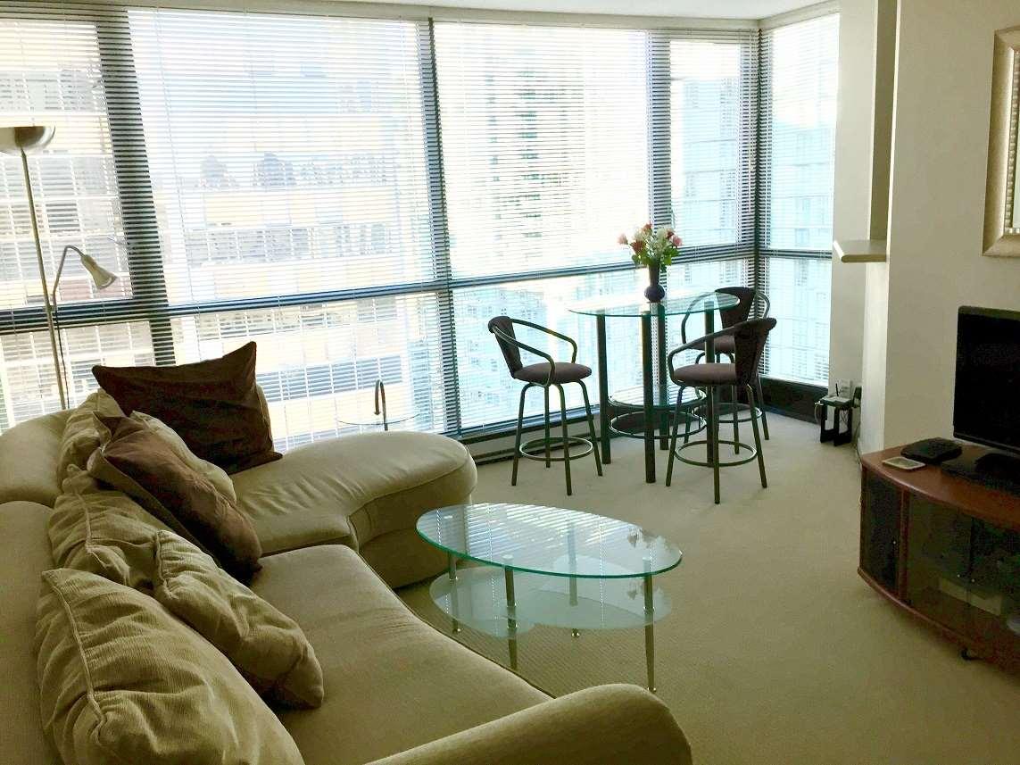 Condo Apartment at 1508 1367 ALBERNI STREET, Unit 1508, Vancouver West, British Columbia. Image 9