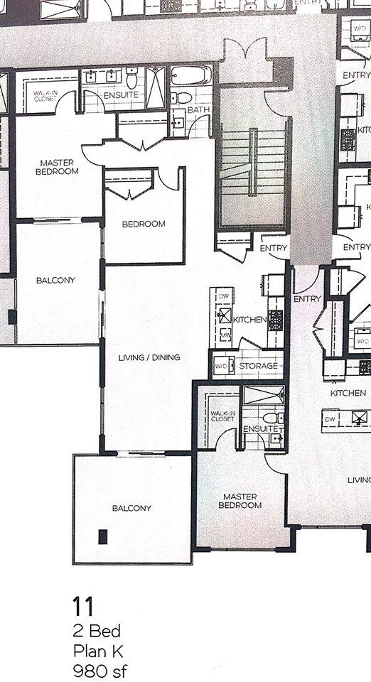 Condo Apartment at 411 4468 DAWSON STREET, Unit 411, Burnaby North, British Columbia. Image 19