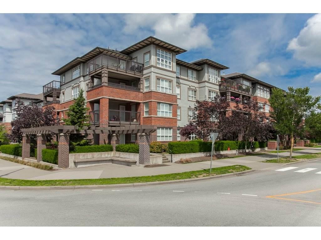 Condo Apartment at 203 6815 188TH STREET, Unit 203, Cloverdale, British Columbia. Image 1