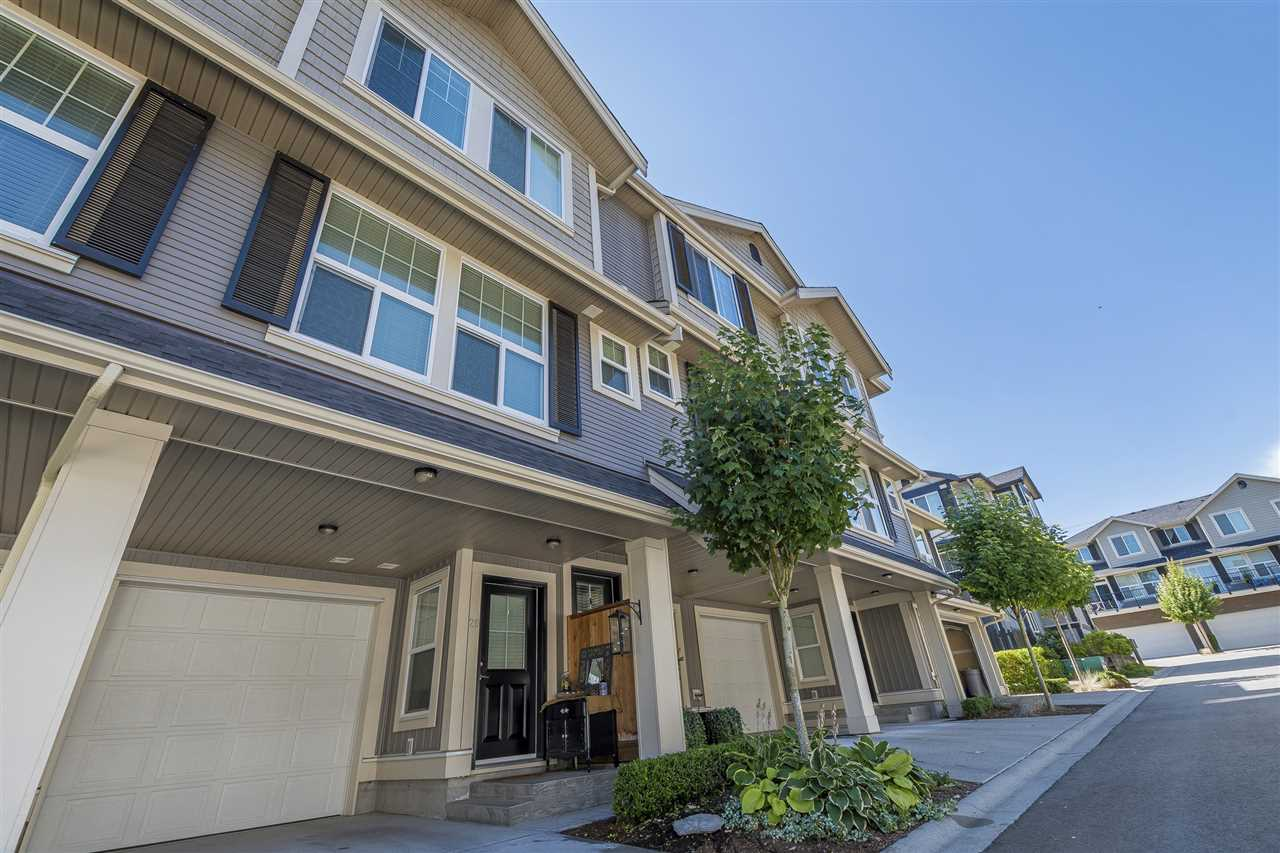 Townhouse at 20 20831 70 AVENUE, Unit 20, Langley, British Columbia. Image 2