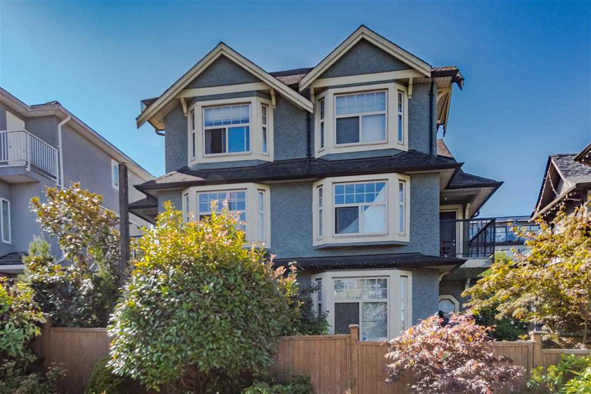 Townhouse at 2168 FRANKLIN STREET, Vancouver East, British Columbia. Image 2
