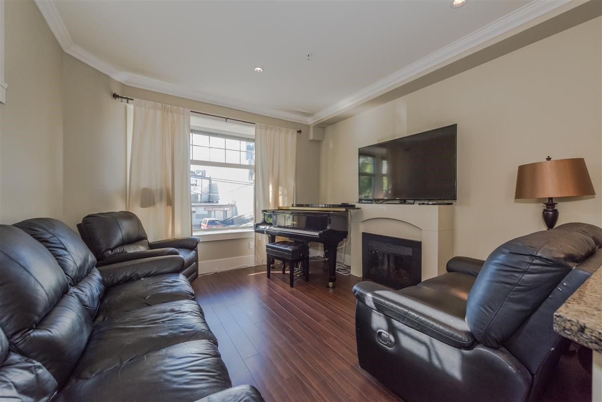 Townhouse at 2168 FRANKLIN STREET, Vancouver East, British Columbia. Image 7