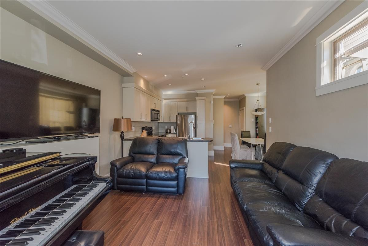 Townhouse at 2168 FRANKLIN STREET, Vancouver East, British Columbia. Image 8