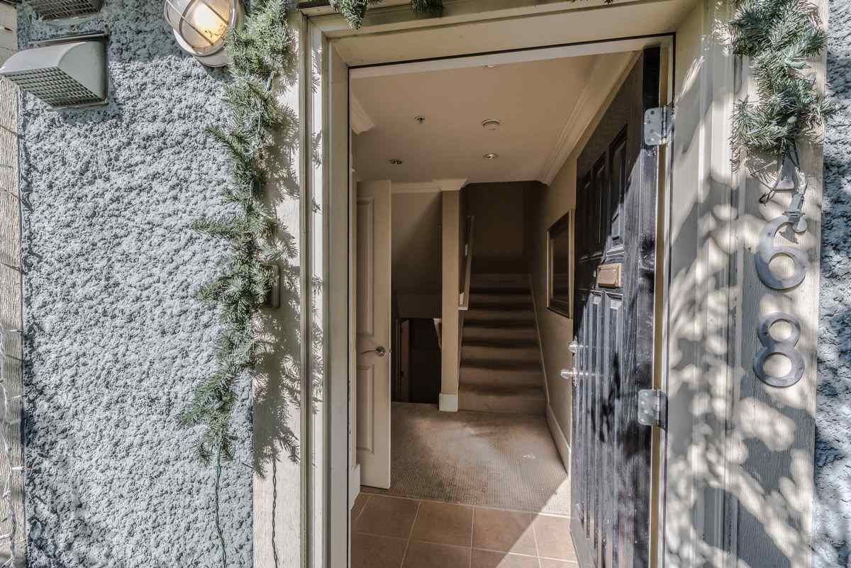 Townhouse at 2168 FRANKLIN STREET, Vancouver East, British Columbia. Image 16