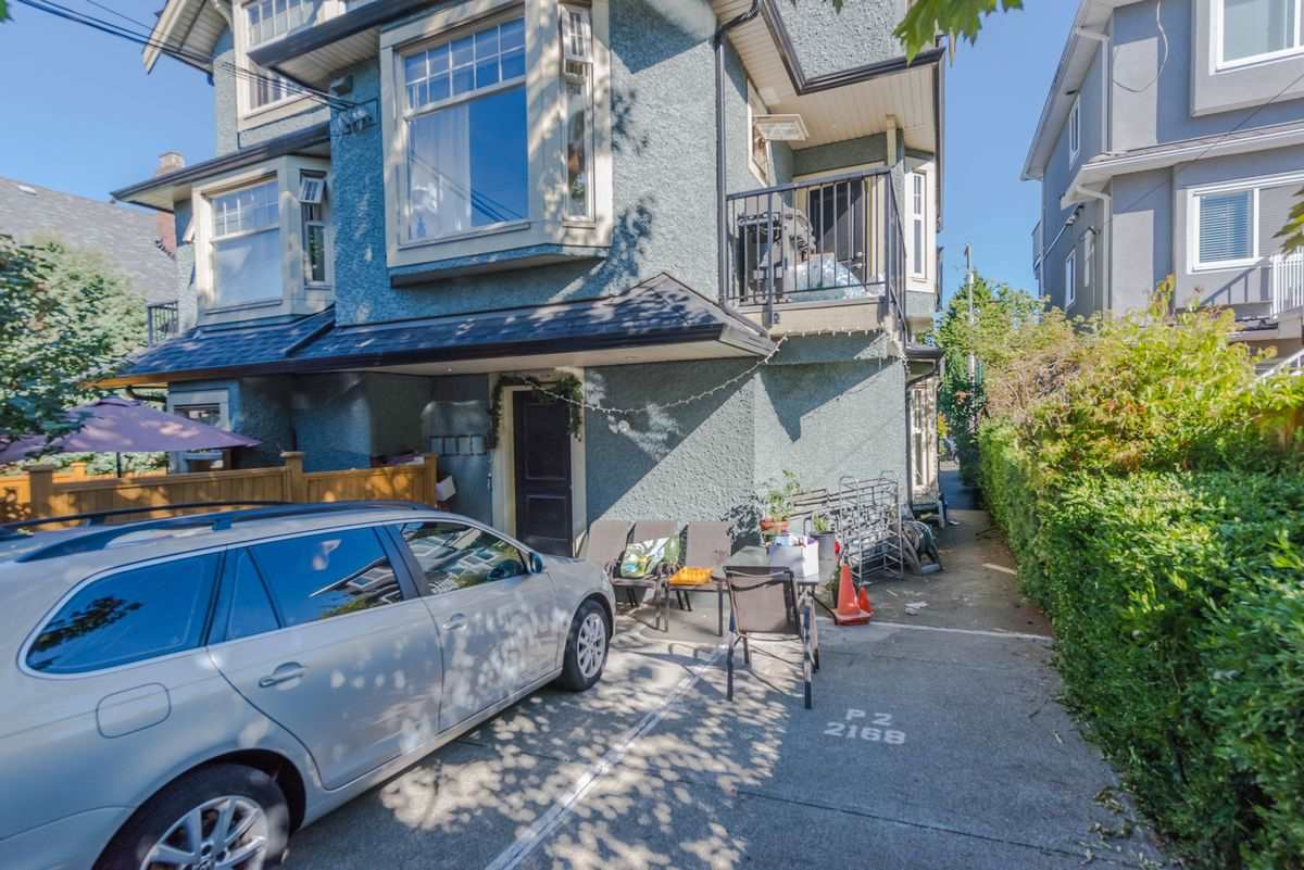 Townhouse at 2168 FRANKLIN STREET, Vancouver East, British Columbia. Image 18