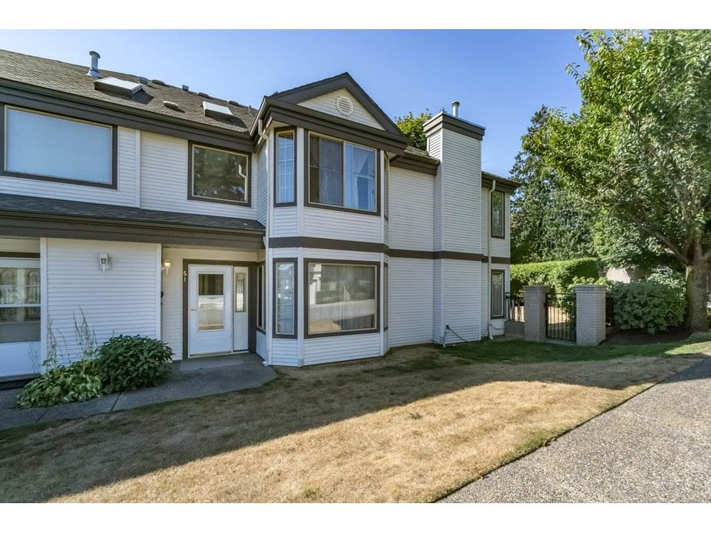 Townhouse at 51 15840 84 AVENUE, Unit 51, Surrey, British Columbia. Image 1