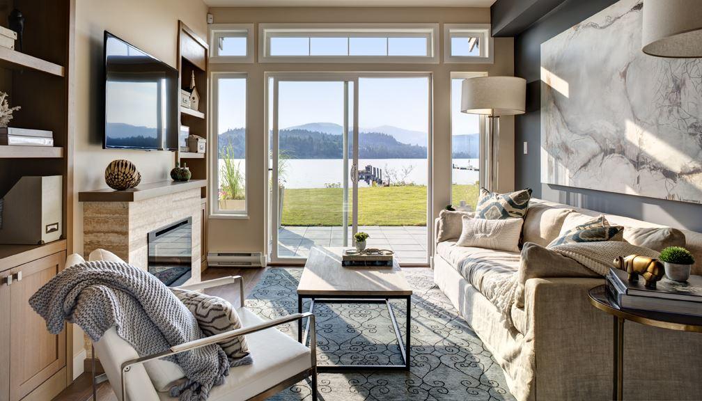 Townhouse at 5923 BEACHGATE LANE, Sunshine Coast, British Columbia. Image 4