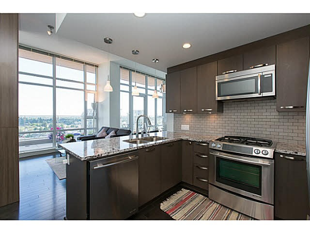 Condo Apartment at 1802 8333 ANDERSON ROAD, Unit 1802, Richmond, British Columbia. Image 3