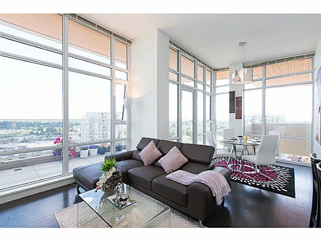 Condo Apartment at 1802 8333 ANDERSON ROAD, Unit 1802, Richmond, British Columbia. Image 4