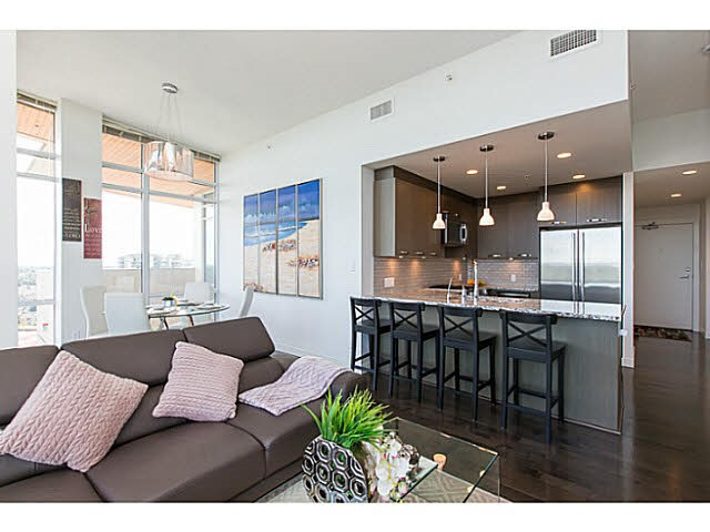 Condo Apartment at 1802 8333 ANDERSON ROAD, Unit 1802, Richmond, British Columbia. Image 7