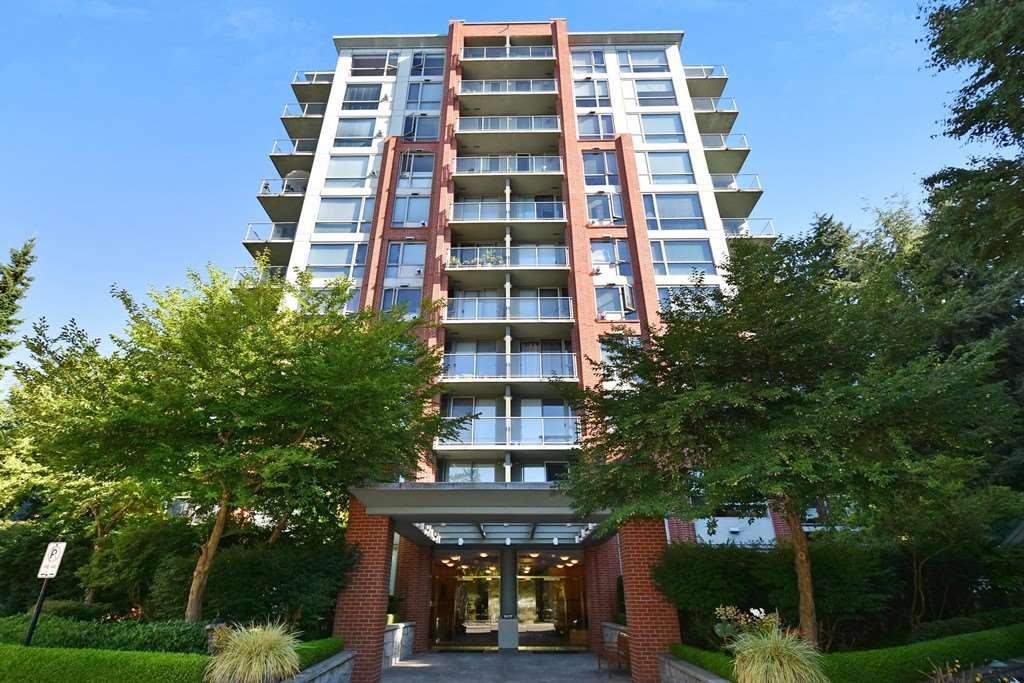 Condo Apartment at 302 5657 HAMPTON PLACE, Unit 302, Vancouver West, British Columbia. Image 1