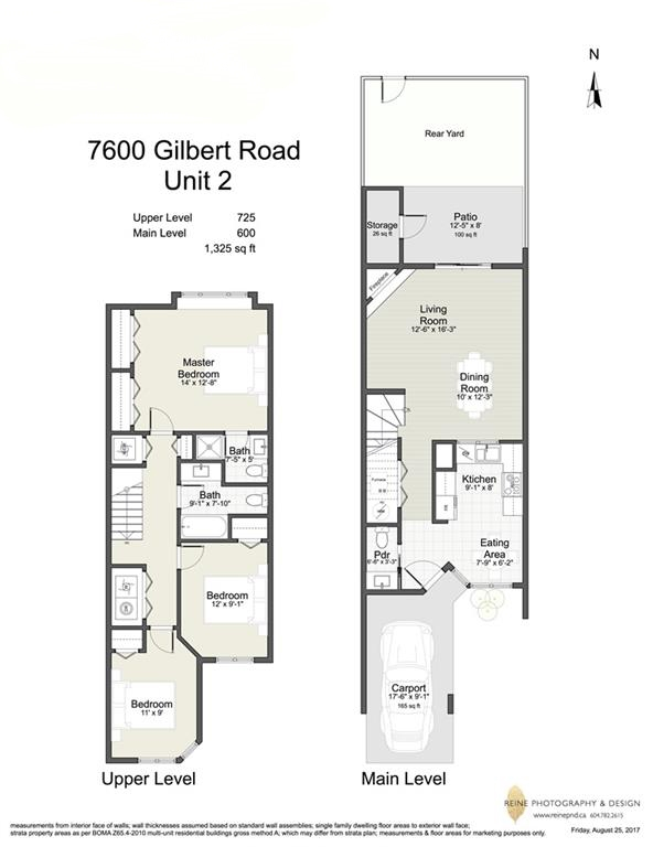 Townhouse at 2 7600 GILBERT ROAD, Unit 2, Richmond, British Columbia. Image 20