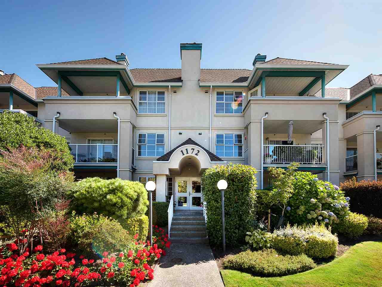 Condo Apartment at 301 1172 55 STREET, Unit 301, Tsawwassen, British Columbia. Image 1
