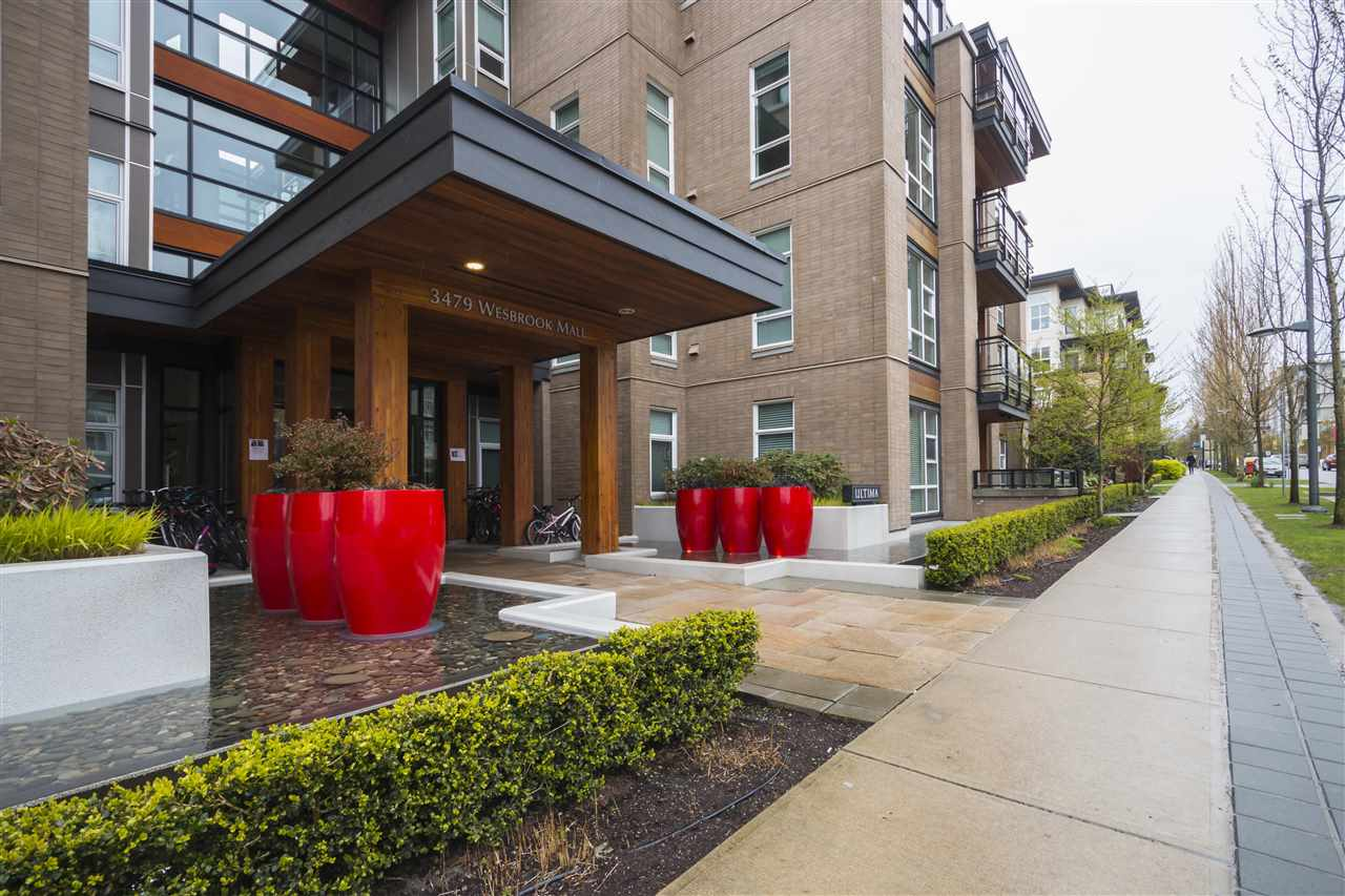 Condo Apartment at 105 3479 WESBROOK MALL, Unit 105, Vancouver West, British Columbia. Image 1